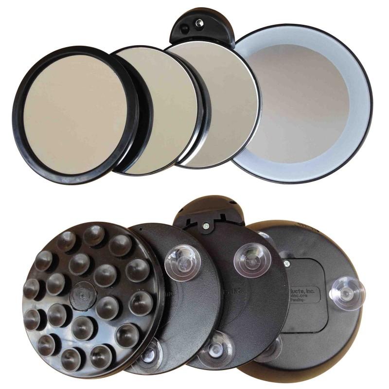 intelligenter teleskop arm f r saugnapf spiegel. Black Bedroom Furniture Sets. Home Design Ideas