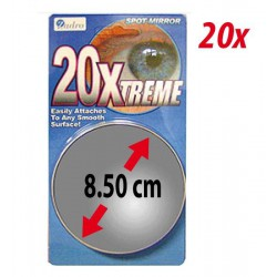 "Little Magnifying Mirror 20x ""EXTREME"" - ZADRO"