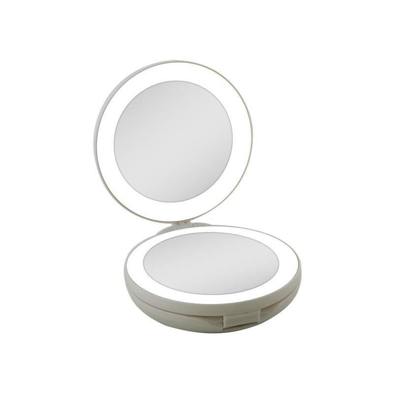 double miroir de voyage 1x et 10x nouvelle g n ration zadro