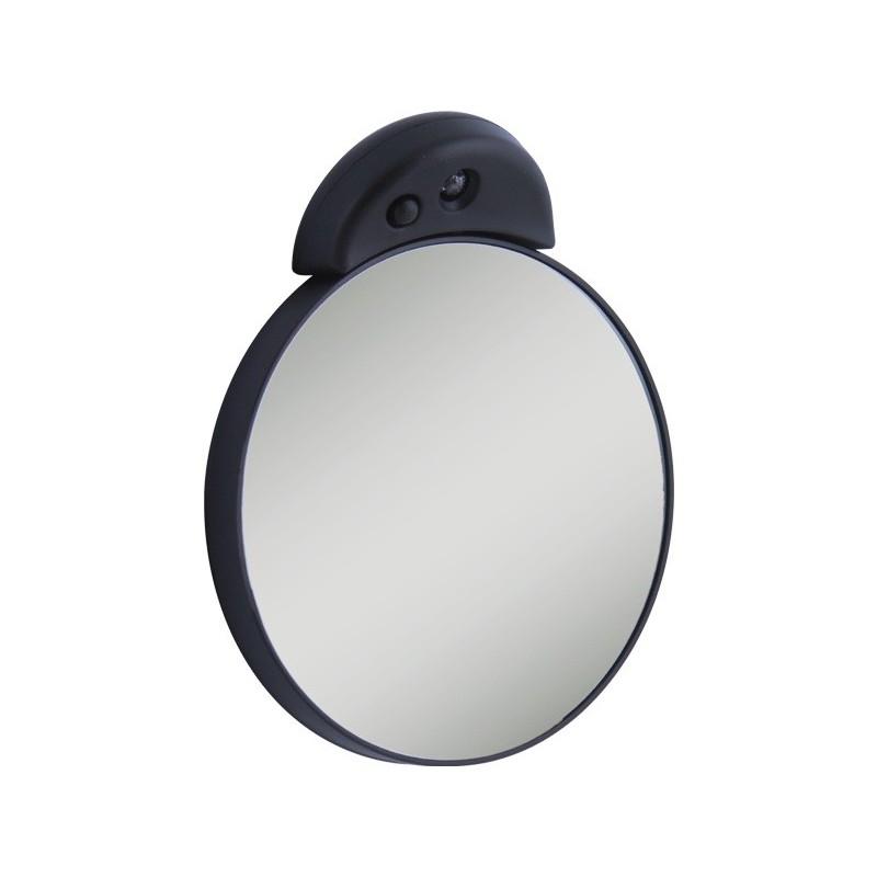 Petit miroir grossissant 10x avec lumi re led zadro for Miroir petit