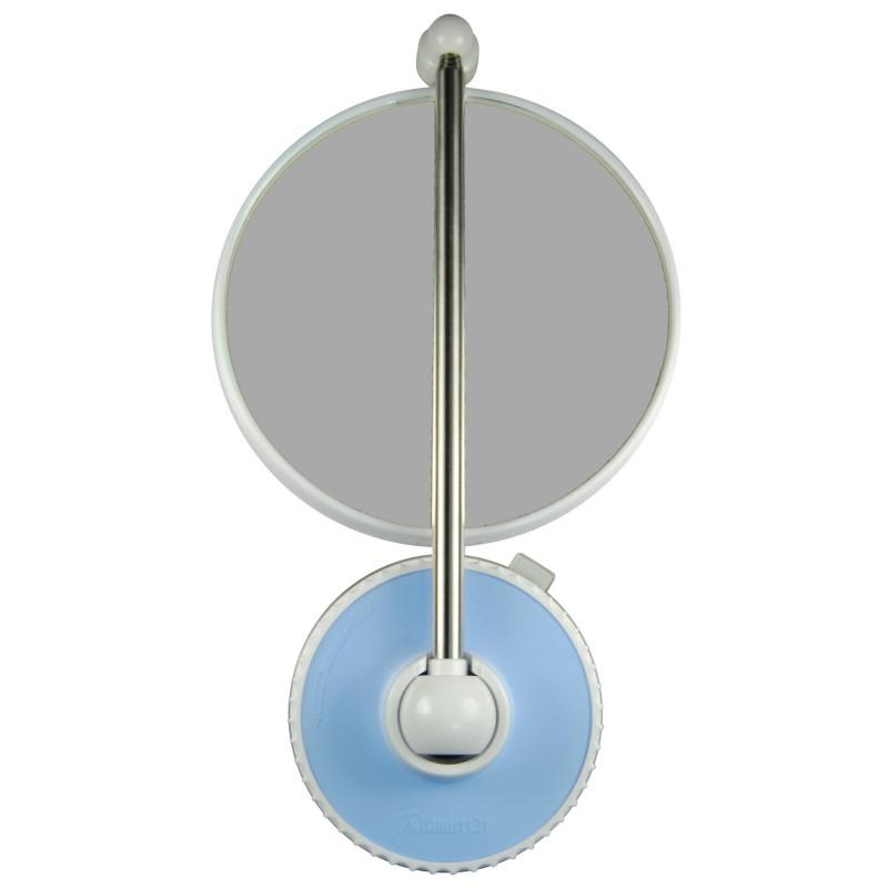 miroir grossissant x10 ou x6 tr s original sur pied ou mural. Black Bedroom Furniture Sets. Home Design Ideas