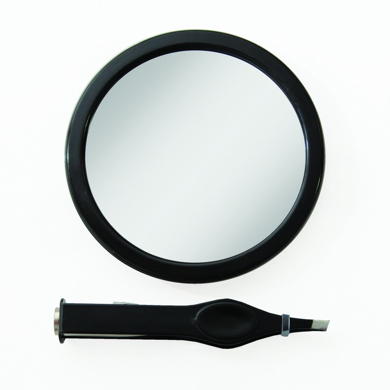 Twistmirror Miroir Intelligent Grossissant 10x Couleur Bois