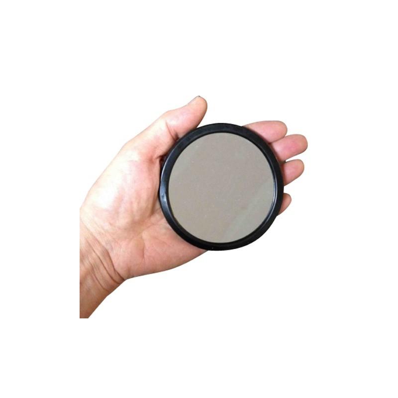 Ez grip peque o espejo de aumento de 12x con pinza - Espejos pequenos ...