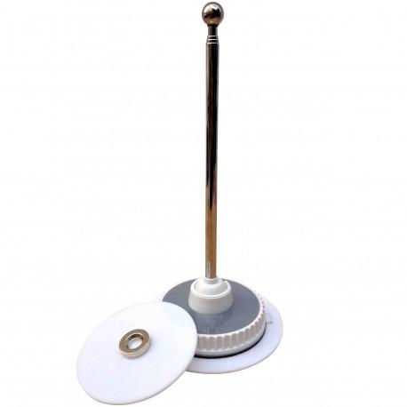 Braccio intelligente - supporto per specchi a ventosa