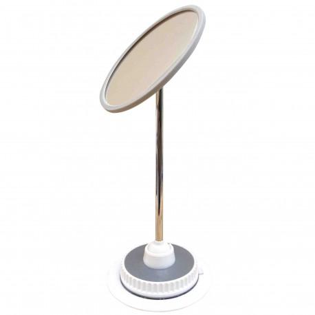 Grande specchio che amplia 6x o 10x con Braccio Intelligente TWISTMIRROR