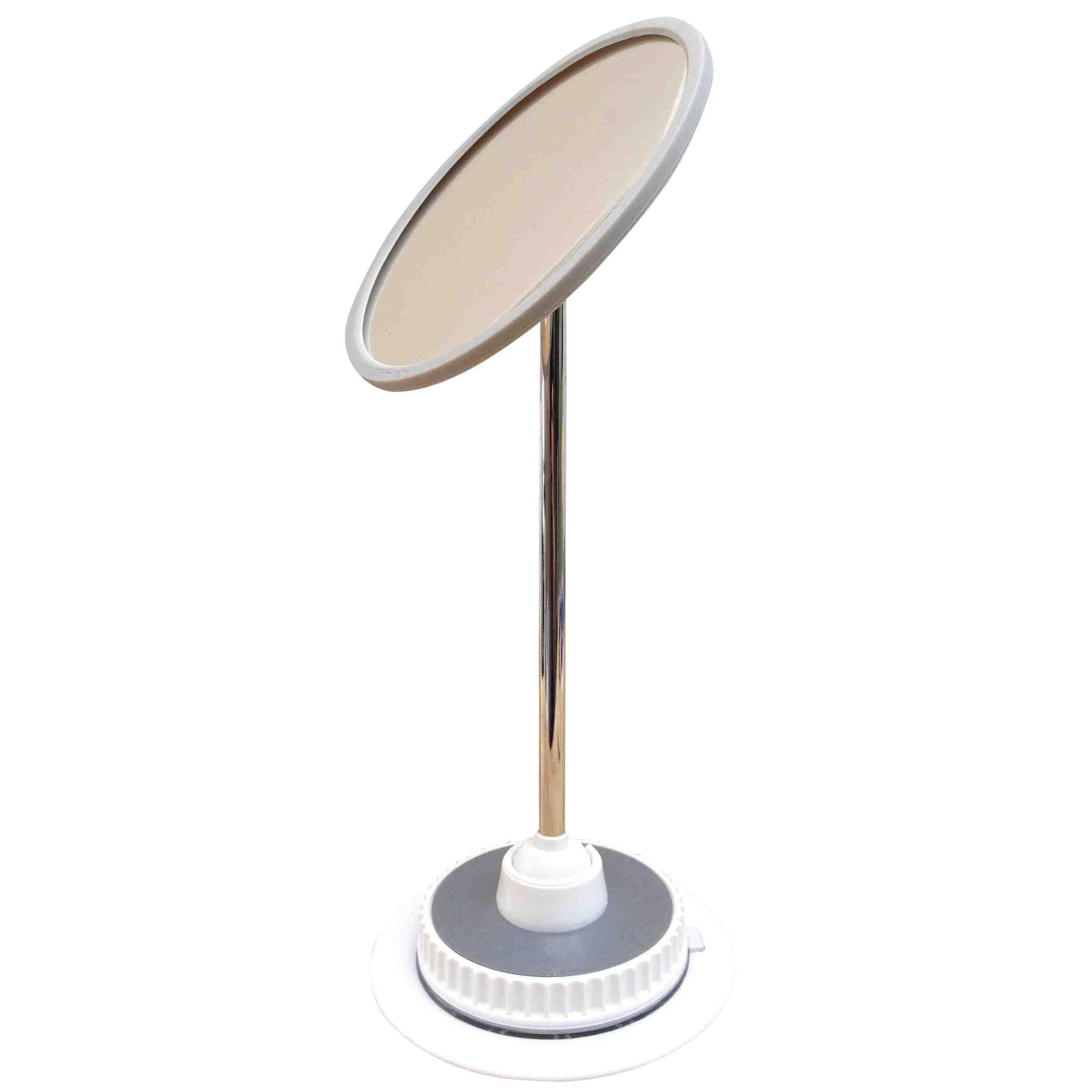 Grand Miroir Grossissant 6x Ou 10x Avec Bras Intelligent Twistmirror