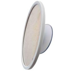 Grande specchio che amplia 6x o 10x - Grande ventosa con giunto magnetico