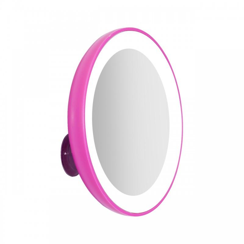 Mini miroir grossissant 15x led nouvelle g n ration - Amazon miroir grossissant ...
