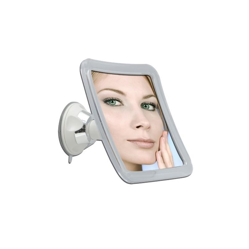 Grand Miroir Mural 10x Avec Ventouse