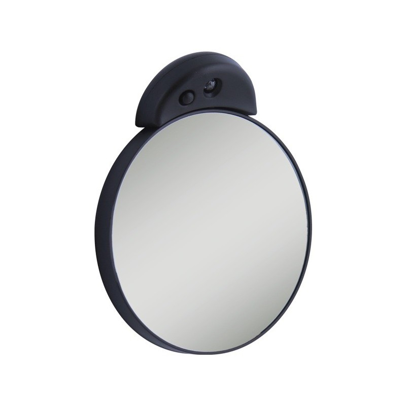 Little magnifying mirror 15x with led light zadro for Lumiere led miroir