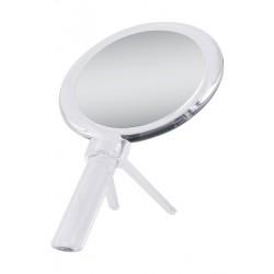 Gran doble espejo a manos que agranda 7x o 5x y 1x - ZADRO