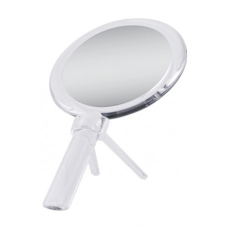 Grand double miroir à mains grossissant 7x ou 5x et 1x - ZADRO