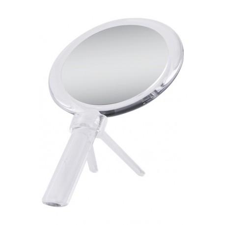 Grand double miroir à mains grossissant 7x ou 5x et 1x - ZADRO